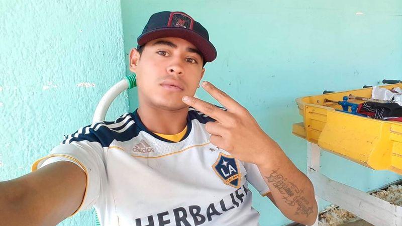 Filtran las imágenes de la detención de Franco Cardozo, el joven fallecido en Don Torcuato