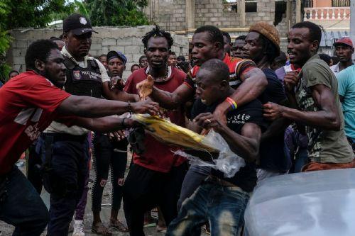 Aumentan las muertes en Haití y crece el desespero por la falta de ayuda |  Minuto Argentina